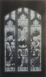 Lund Park Wesleyan Chapel war memorial window