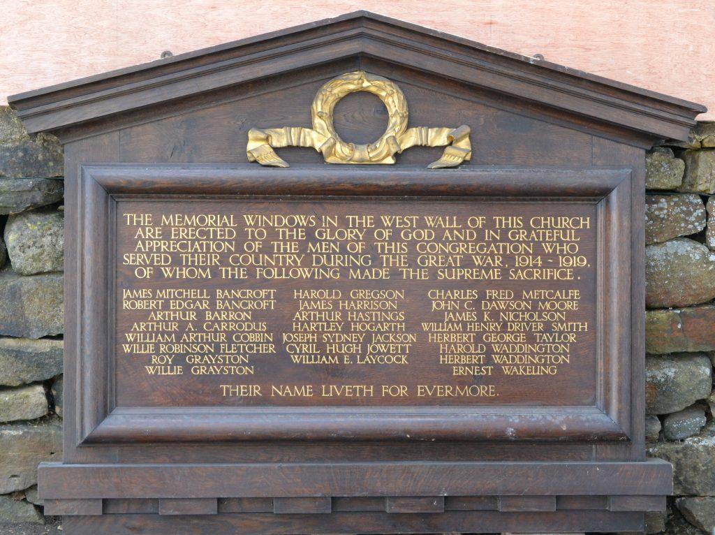 Temple Street War Memorial
