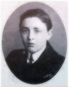 Private Ivor Tempest Greenwood.