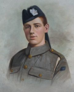 Private Norman Feather of Oakworth