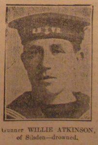 Gunner Willie Atkinson