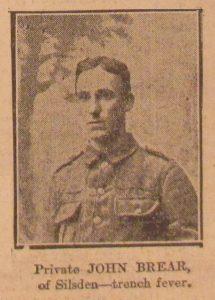Private John Brear