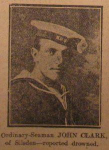 Ordinary Seaman John Clark