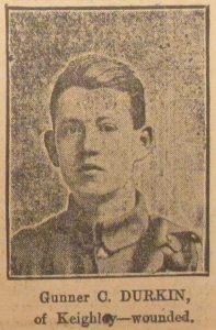 Gunner Charles Durkin