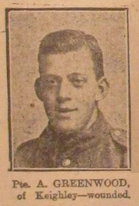 Private Arthur Greenwood