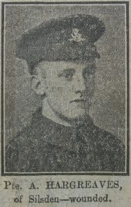 Private A. Hargreaves