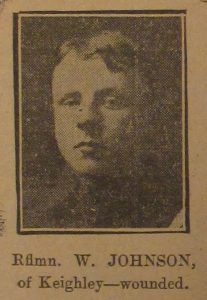 Rifleman William Johnson