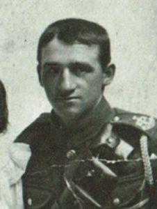 Gunner Peter Leonard