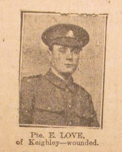 Private Edmund Love