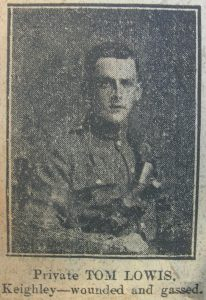 Private Tom Lowis