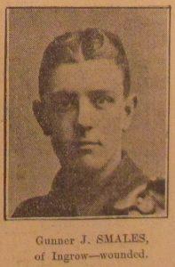 Gunner J. Smales