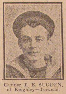 Seaman T. E. Sugden