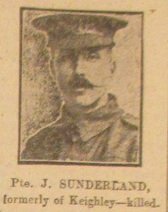 Private J. Sunderland