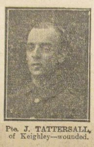 Private John Tattersall