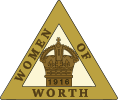 Our 'Women of Worth' logo